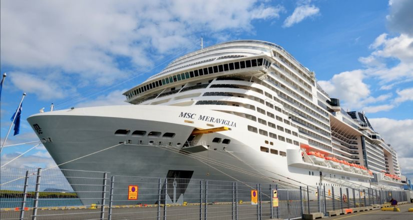 Niegan arribo a Cozumel a crucero rechazado en Jamaica