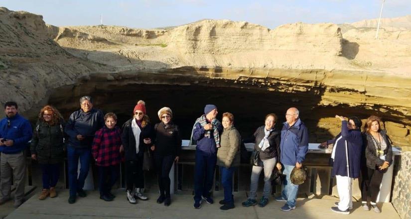 Acudieron turistas internacionales a San Quintín