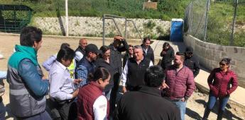 Recorren Obras en Polígonos de Mayor Pobreza en la Ciudad de Tijuana