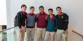 Linces del Cecyte representarán a Baja California en ROBOMATRIX 2020 en Ecuador