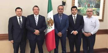 Eligen a Muñoz Barba como presidente de Coparmex