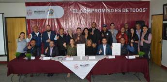 Reinstalan Comités de Espacios Libres de Humo de Tabaco