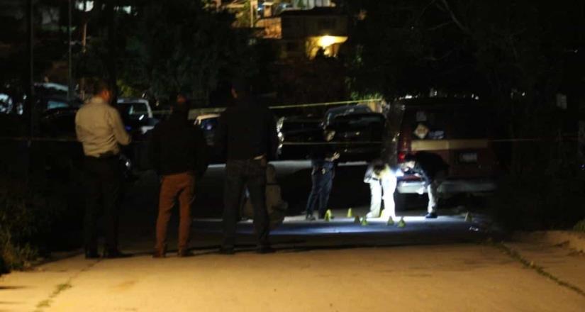 Asesinan a policía ministerial en colonia Colinas de Cortez
