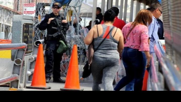 Suspende corte programa que ha enviado 14 mil migrantes a Tijuana y Mexicali