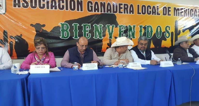 Atiende Secretaría del Campo a sector ganadero
