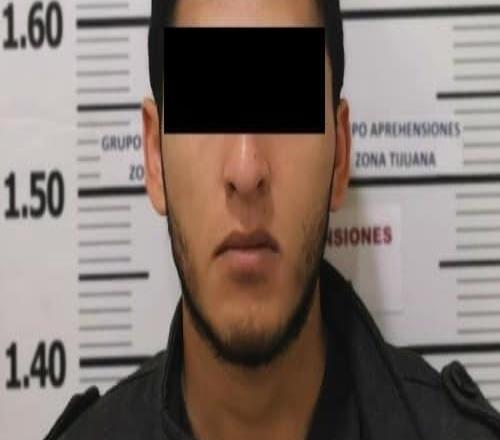 Capturado en Tecate, sicario del Cártel Jalisco Nueva Generación