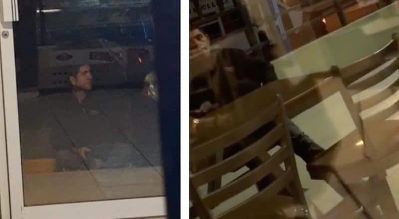 Reportan a sujeto masturbándose frente a dos jóvenes en Rosarito