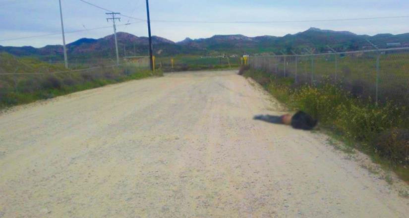 Persona lesionada en Valle Las Palmas