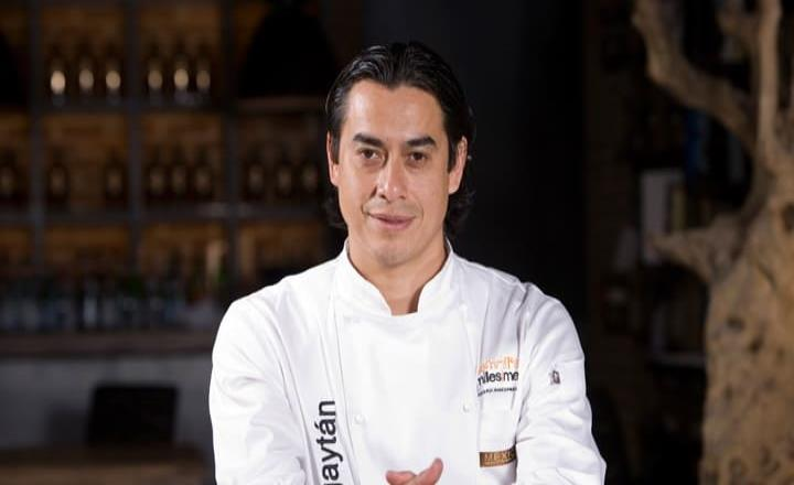 Chef mexicano, Carlos Gaytán, semifinalista de los James Bears Awards 2020