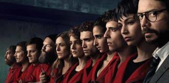 Lanzan tráiler de la cuarta temporada de La Casa de Papel