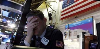 Wall Street cierra 15 minutos tras desplomarse un %7 el indicador S&P
