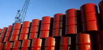 Petróleo mexicano repunta 12% y se cotiza en 27.4 dólares por barril