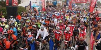 Invitan a paseo ciclista pedaleando con causa