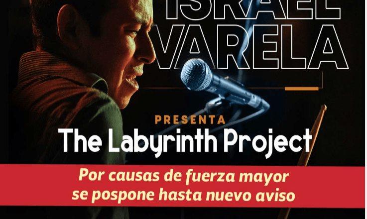 CECUT e Israel Varela acordaron posponer su concierto del 18 de marzo