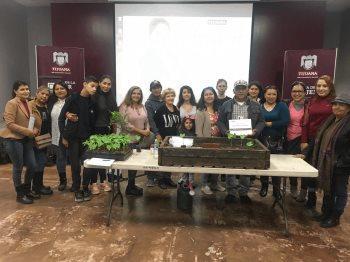 Fomenta Sistema Municipal de Parques Temáticos de Tijuana (Simpatt) sana alimentación