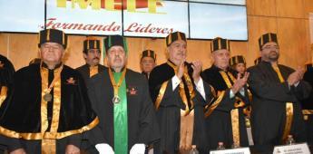 Conceden Doctorado Honoris causa para el alpinista Ricardo Torres Nava