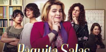 Paquita Salas será jurado del Premio Maguey