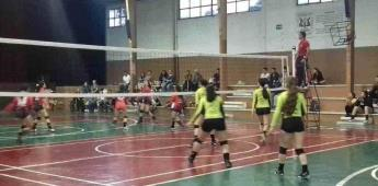 Voleibol del 8vo. Torneo Fray Junípero Serra