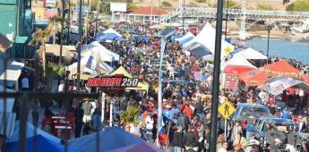 Cambios en la Score San Felipe 250