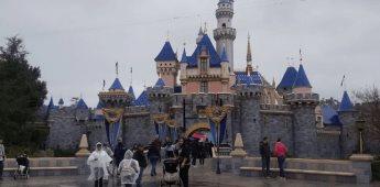 Disneyland desolado