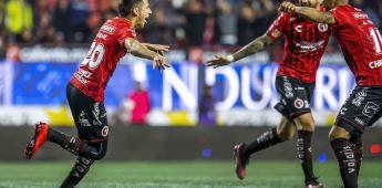 Club Tijuana 3-2 Pachuca CF marcador final