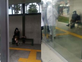Alemana presentó síntomas del  Coronavirus es atendida en Tijuana