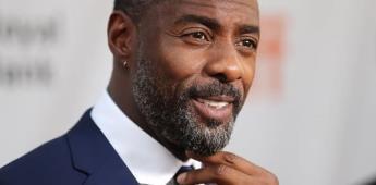 El actor británico Idris Elba reveló  que dio por COVID-19
