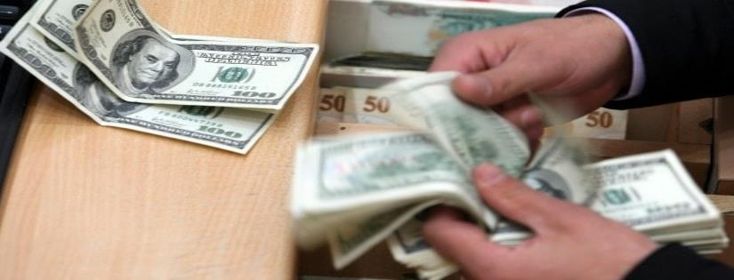El dólar se vende esta tarde en 23.27 pesos en ventanillas de banco