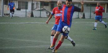 Liga de Fútbol de veteranos de 40 años