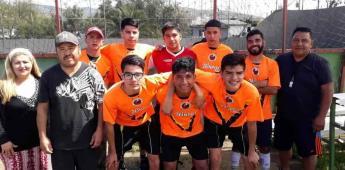 Cobras gana el torneo relámpago de futbol rápido
