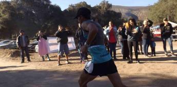 Humberto Rojas gana el Ultramaratón