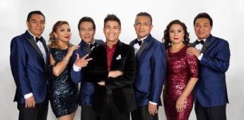 Los Ángeles Azules presentan 20 Rosas feat. américo y Jay de la cueva