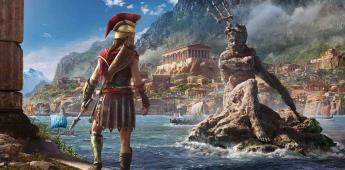 Visita Egipto y Grecia desde tu sala con Assassins Creed