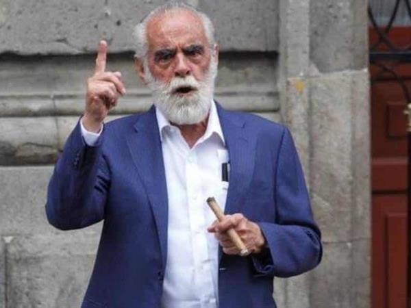 Mediante un video el abogado Diego Fernández de Ceballos comparte su punto de vista ante el COVID-19