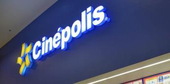 Cinépolis regresará el dinero de boletos programados