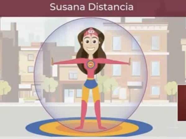 Conoce a Susana Distancia