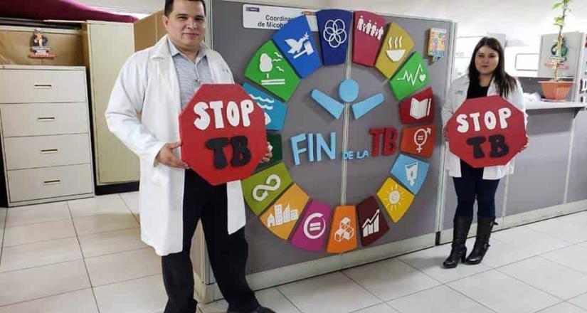 Realiza acciones la Secretaría de Salud, para la detección oportuna de la Tuberculosis