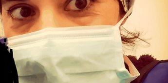 Enfermera ante estres de COVID-19 comete suicidio