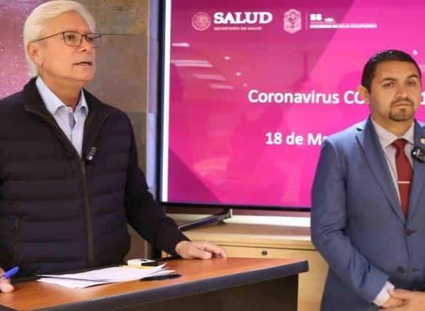 Jaime Bonilla transmite en vivo las prevenciones ante el COVID-19