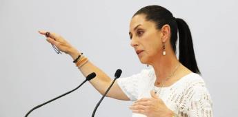 Anuncia Sheinbaum 50 mil microcréditos de $10 mil pesos