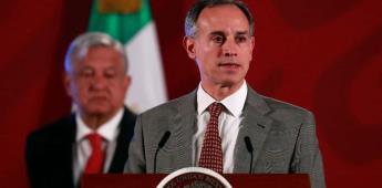México llega a los 717 contagios de coronavirus