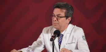 Hay un muro:  Dr. Víctor H. Borja sobre en contraste de infectados en la frontera y EU