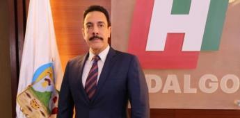 Omar Fayad, gobernador de Hidalgo, confirma que tiene Coronavirus