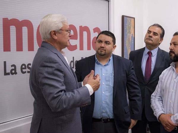El Gobernador Jaime Bonilla brinda información actualizada del Covid-19
