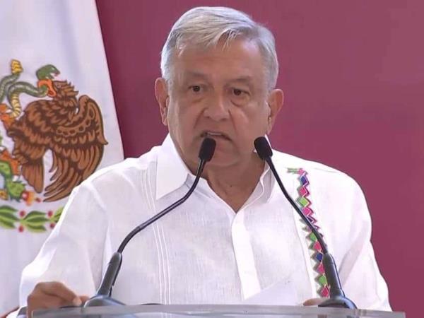 Me haré la prueba si presento síntomas, asegura López Obrador