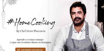 Chefs mexicanos ofrecen cursos de cocina en línea