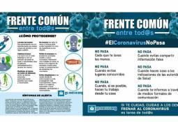 3 Fallecidos de COVID-19 en Baja California