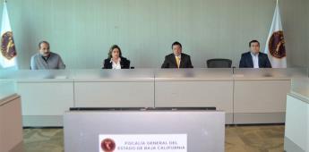 Encabeza Fiscal General reunión de coordinación sobre delincuencia en adolescentes