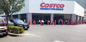 Dirección de Seguridad Pública Municipal clausura Costco y otros establecimientos