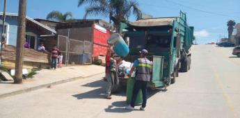 Aumenta 200 por ciento la recolección de basura